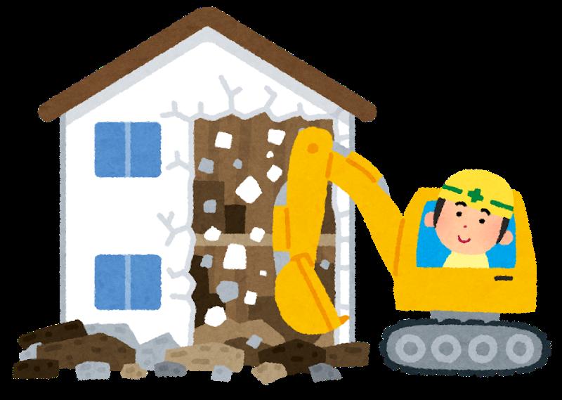 建設業許可 解体工事業の許可経過措置について